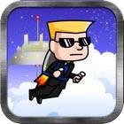 Оборона Jetpack Jacks: Бесплатные игры детям icon