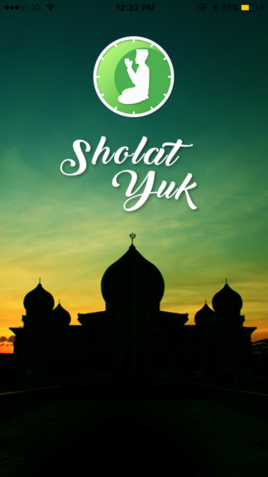Sholat Yuk - Prayer Reminderのおすすめ画像1
