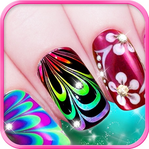 Nails Art Salon For Girls: Wedding Preparation Nail Manicure Pedicure