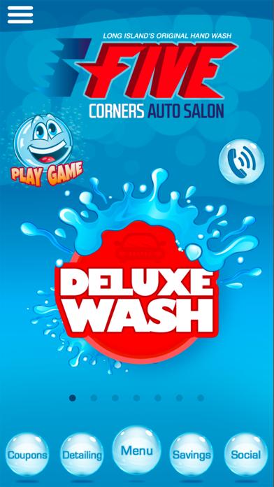 Five Corners Car Wash screenshot one