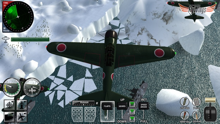 Combat Flight Simulator 2016 HD screenshot-4