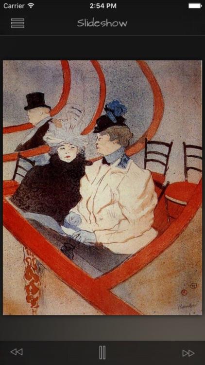 Impressionists Artworks Advisor