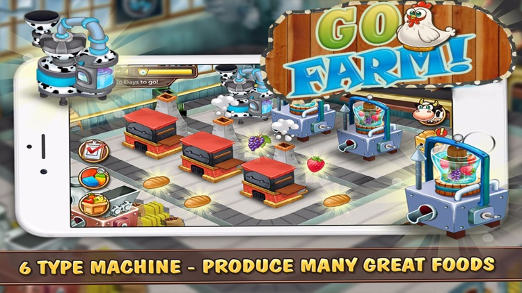 Go Farm PRO! Harvest in the blue moon : The business of farming simulation