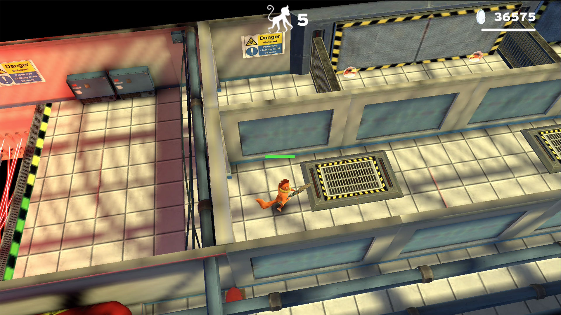 Time Monkeys - Arcade Shooter screenshot 5