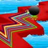 Zigzag Taptap the Balls on the Walls Game : Best Zig Zag Tap Tap the wall and the Ball Game of 2016