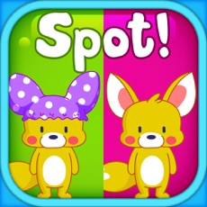 Activities of Spot it! Cute Animal Fun 02