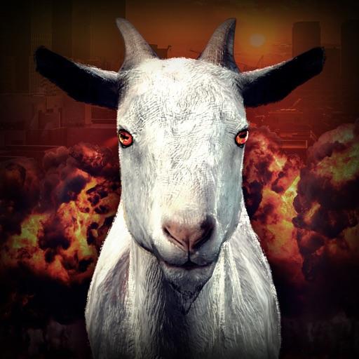 Бесплатный 3D симулятор козы: Неистовство