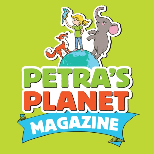 Petra's Planet Magazine – The magazine for Curious Kids