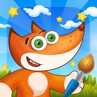 Codes for Tim the Fox - Paint - free preschool coloring game Hack