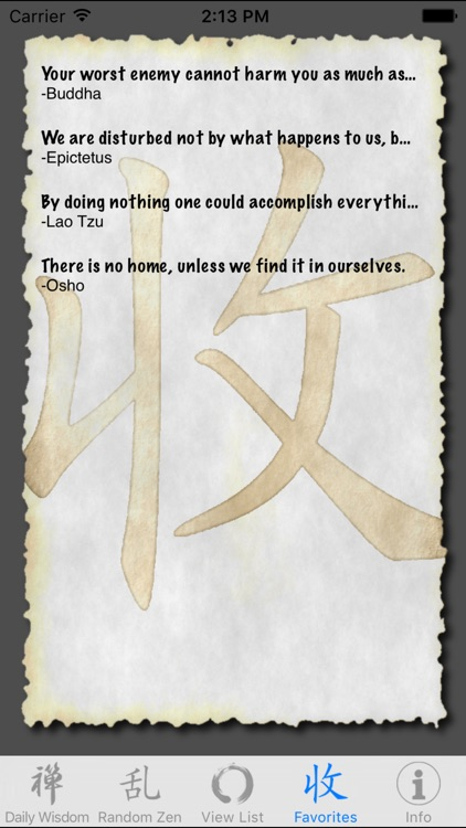 Zen Wisdom screenshot-3