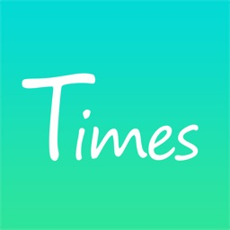 uTimes - Tally&Plus one counter,click to record u times,analyze your life regular patterns and health status with the statistics of daily notes!