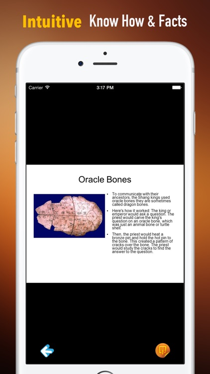 Oracle Bones:Guide with Glossary and Archeology