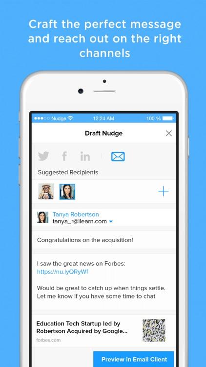 Nudge - Modern Sales screenshot-4