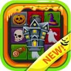 Bubble Puzzle Hunter Halloween: Move the Matches Adventure icon
