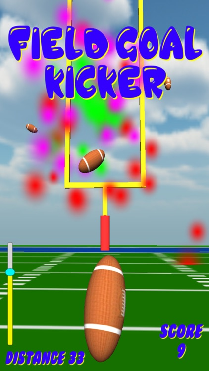 Field Goal Kicker 3d screenshot-4