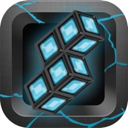 Block classic puzzle game : Brick Blocks iRon