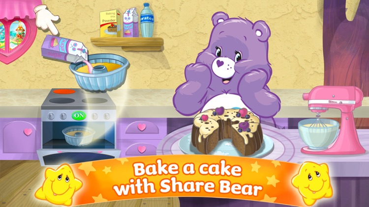 Care Bears Rainbow Playtime screenshot-3