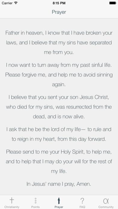Jesus Evangelism Tool by Mobile Jesus (Christianity)のおすすめ画像3