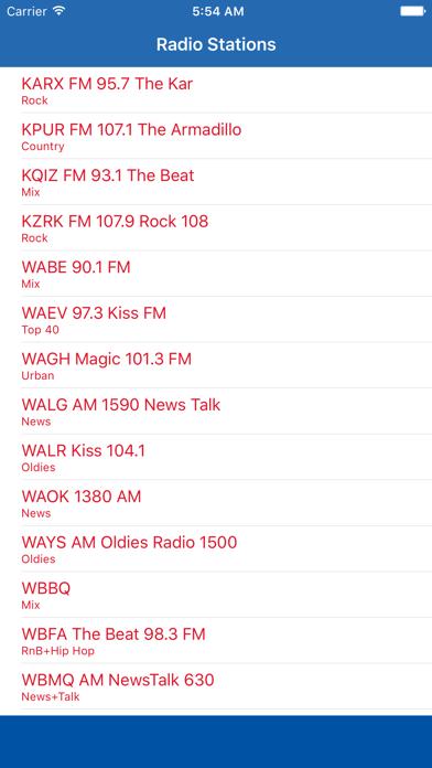Radio Channel Georgia FM Online Streaming