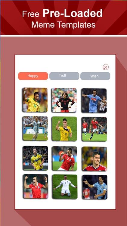 Best Soccer Meme - Make a Meme For Copa & Euro 2016 Edtion
