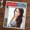 News Paper Photo Frame
