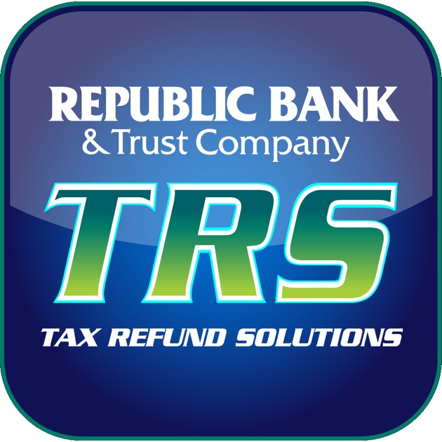 Republic Bank's Customer Service. If you choose to have your software fees taken out of your refund, your refund will be sent by the IRS to Republic Bank, and then it will be deposited to your account. If you have a question relating to your direct deposit of either your Federal or State refund.