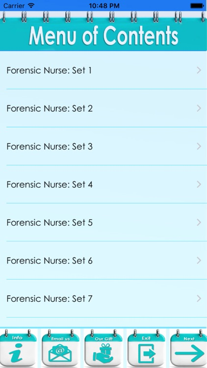 Forensic Nurse: 950 Flashcards, Definitions & Quizzes screenshot-4