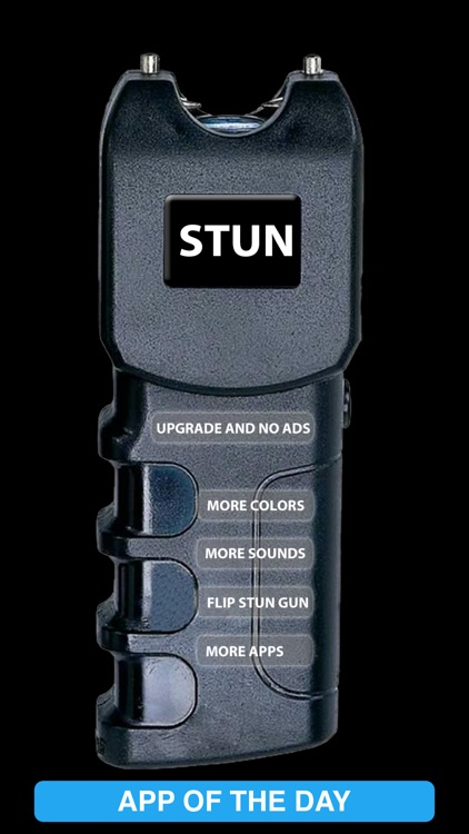 Electric Stun Gun Simulator Fun App screenshot-4