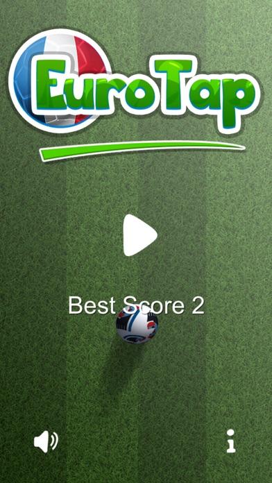 Euro Tap Football screenshot one