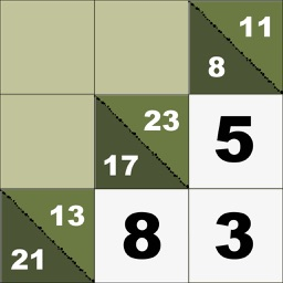 Kakuro Puzzles - Premium