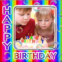 Happy Birthday Photo Frames Pro