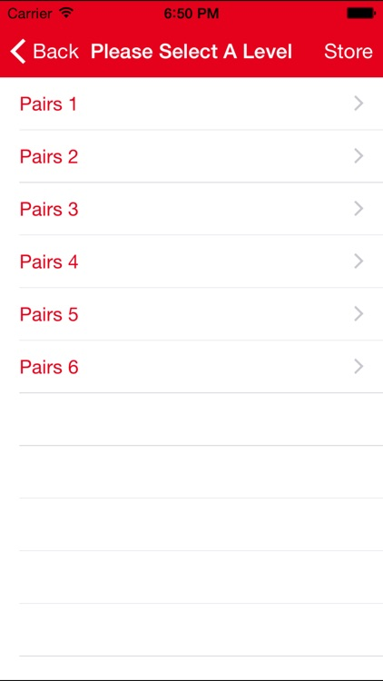 Pairs 1-6 screenshot-1