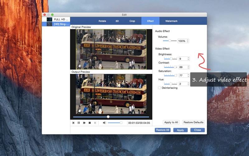 AnyMP4 AVCHD视频转换播放器