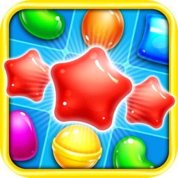 Candy Pop Mania match 3 puzzle