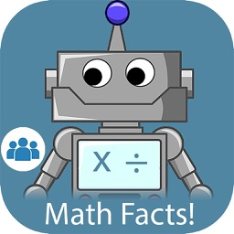 Math Fact Fluency -  Multiplication and Division Skill Builder: School Edition