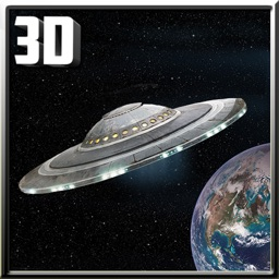 Flying Saucer Universe Defence : Best War Game for Defense of Galaxy Planets