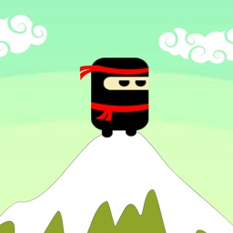 Ninja Hero - Run And Jump Fast Avoid The Black Spikes Endless