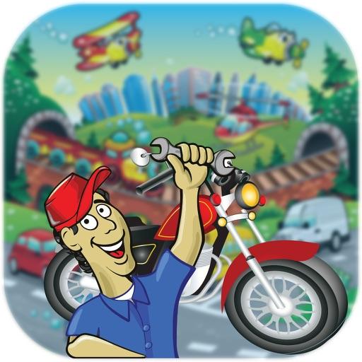 Bike Factory and repair Shop - Build, fix wash up & pimp my ride