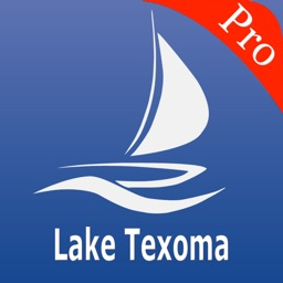 Lake Texoma Nautical charts pro
