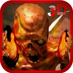 Zombie Shooter Magic - Attack headshot ghost in cemetery