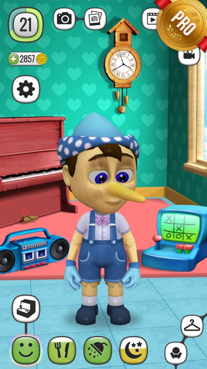 ! My Talking Pinocchio PRO - Virtual Toy