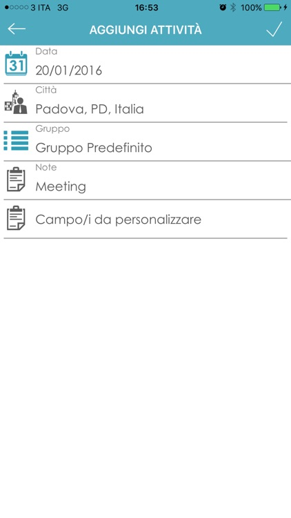 BlueXpense screenshot-4