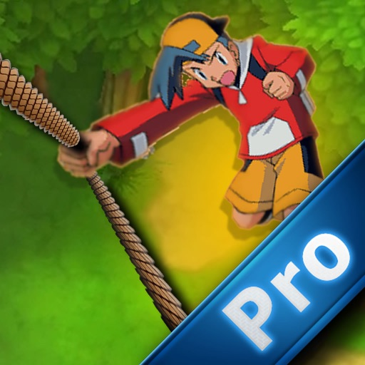 A Rope Of Monstrous Freedom Pro - Amazing Fly PoketBall Go Game icon