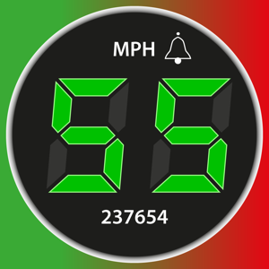 Speedometer. Trip Cost, Mileage and GPS Tracker app