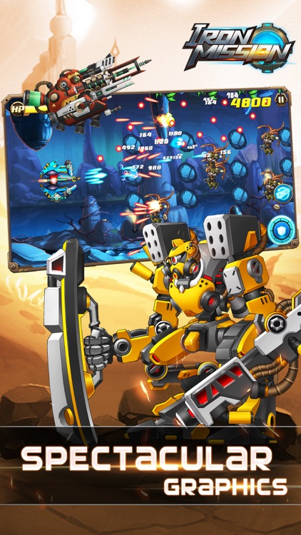 Iron Mission screenshot-3