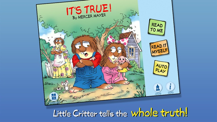 It's True - Little Critter
