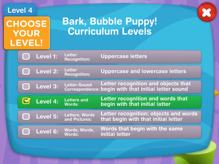 Bubble Puppy: Play and Learn for iPad - Bubble Guppies Kids Game screenshot-4