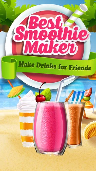 Ice Smoothie Mania - Fun & Sweet Juice Drink Maker