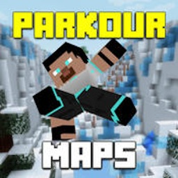 Parkour for Minecraft PE MineMaps - Download Best Maps for Minecraft Pocket Edition