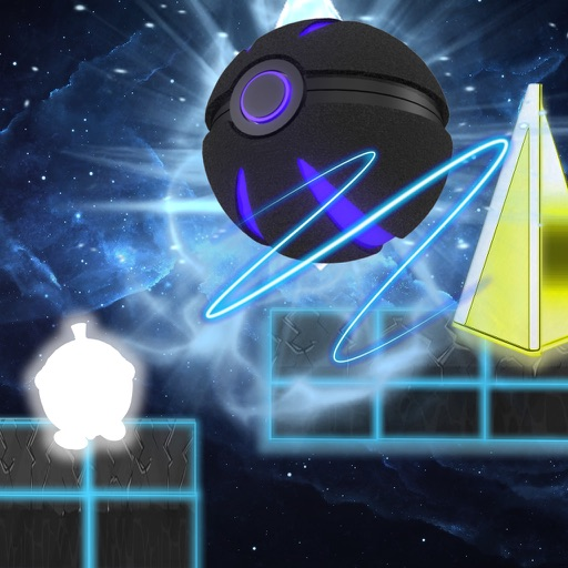Addictive Neon Geometry Jump Go - Awesome Jump And Absatract Game